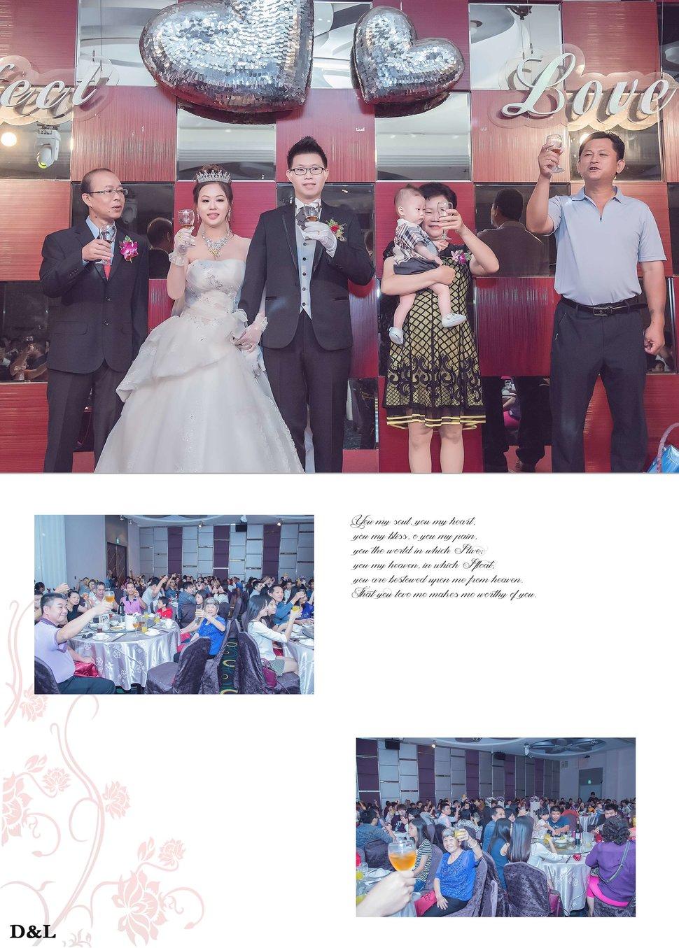 台中婚攝 婚禮紀錄 顥天&美彣 菊園婚宴會館(編號:253191) - D&L 婚禮事務-婚紗攝影/婚禮記錄 - 結婚吧