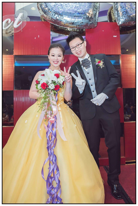 台中婚攝 婚禮紀錄 顥天&美彣 菊園婚宴會館(編號:253197) - D&L 婚禮事務-婚紗攝影/婚禮記錄 - 結婚吧