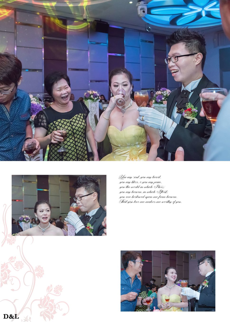 台中婚攝 婚禮紀錄 顥天&美彣 菊園婚宴會館(編號:253205) - D&L 婚禮事務-婚紗攝影/婚禮記錄 - 結婚吧