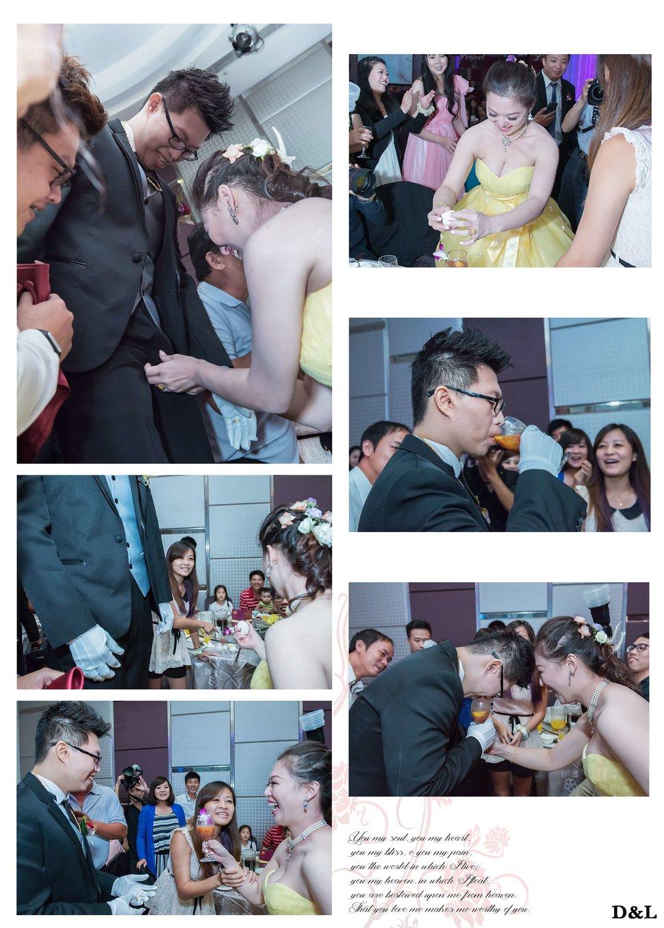 台中婚攝 婚禮紀錄 顥天&美彣 菊園婚宴會館(編號:253207) - D&L 婚禮事務-婚紗攝影/婚禮記錄 - 結婚吧