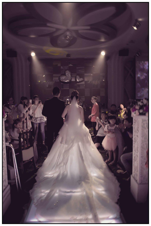 台中婚攝 婚禮紀錄 顥天&美彣 菊園婚宴會館(編號:253211) - D&L 婚禮事務-婚紗攝影/婚禮記錄 - 結婚吧