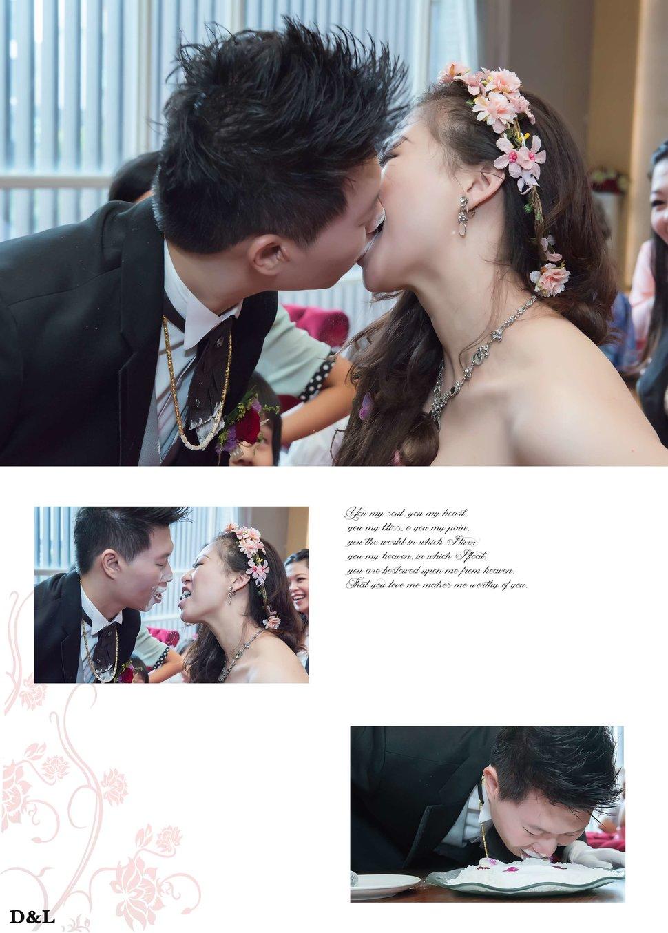 台中婚攝 婚禮紀錄 顥天&美彣-菊園婚宴會館(編號:253213) - D&L 婚禮事務-婚紗攝影/婚禮記錄 - 結婚吧