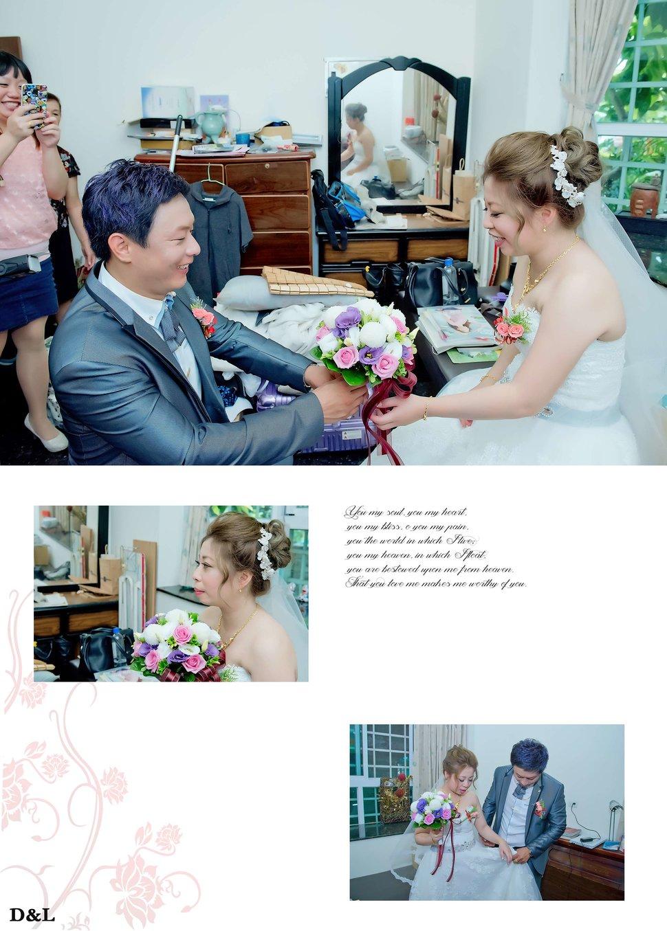 雲林婚攝 婚禮紀錄 敬添&綉芬 喜洋洋宴會廳雲林(編號:253233) - D&L 婚禮事務-婚紗攝影/婚禮記錄 - 結婚吧