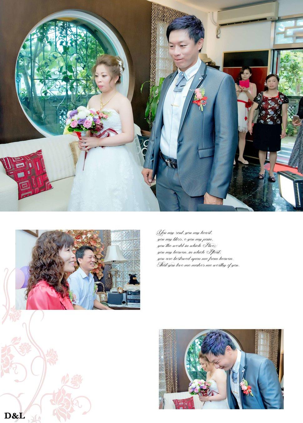 雲林婚攝 婚禮紀錄 敬添&綉芬 喜洋洋宴會廳雲林(編號:253238) - D&L 婚禮事務-婚紗攝影/婚禮記錄 - 結婚吧