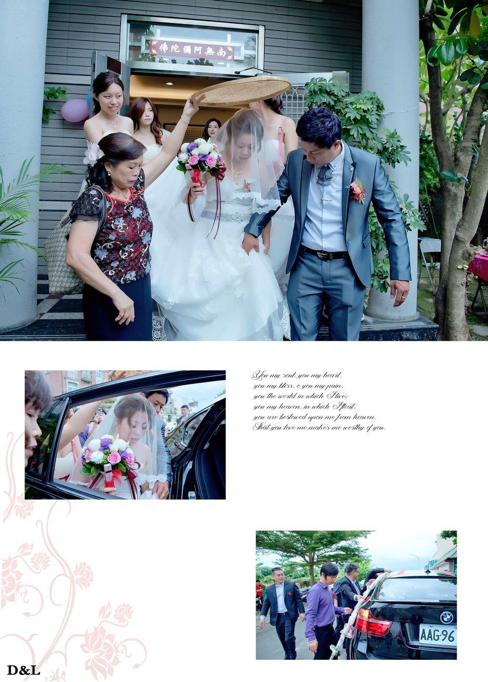 雲林婚攝 婚禮紀錄 敬添&綉芬 喜洋洋宴會廳雲林(編號:253240) - D&L 婚禮事務-婚紗攝影/婚禮記錄 - 結婚吧