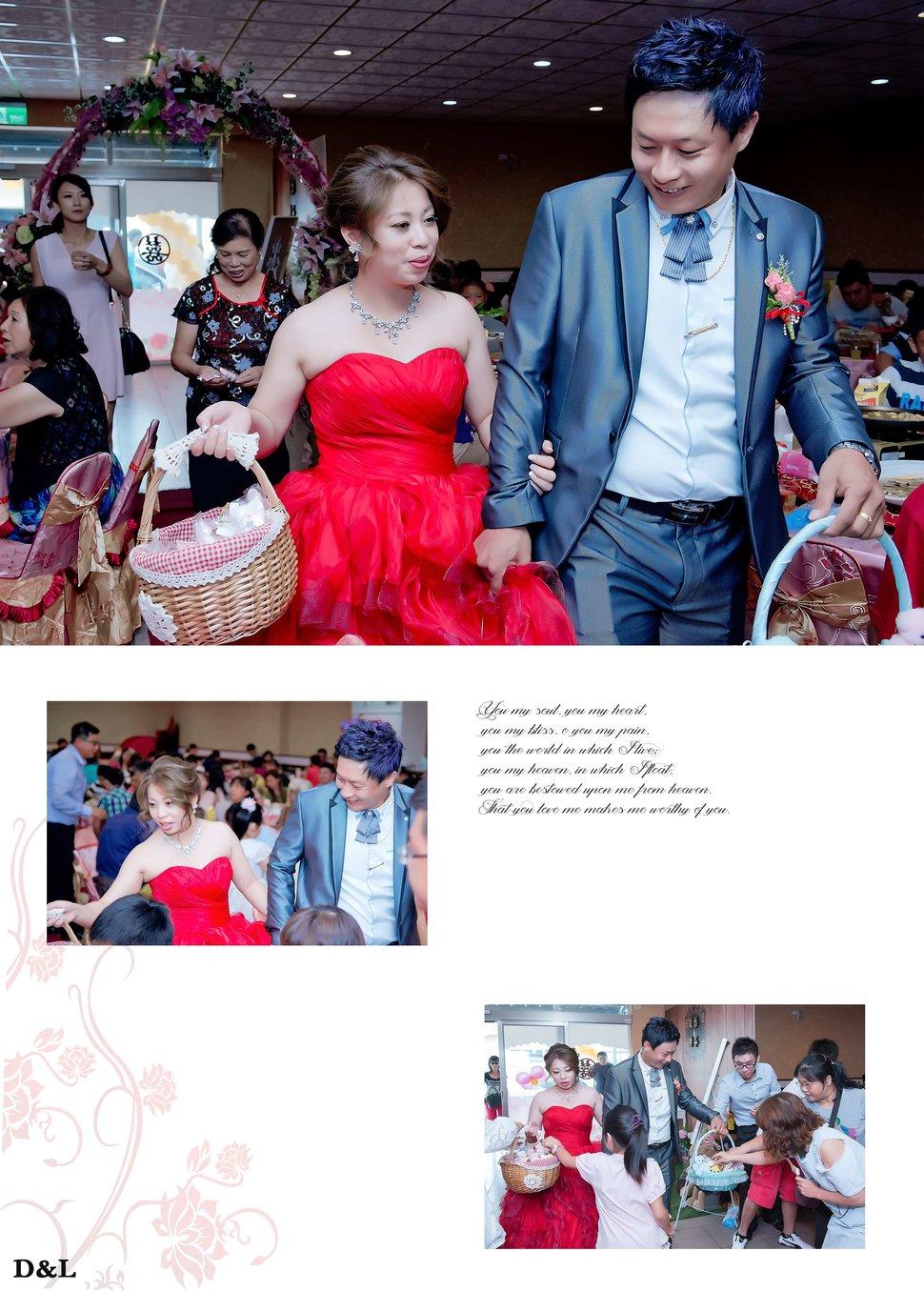 婚禮紀錄-敬添&綉芬(編號:253244) - D&L 婚禮事務-婚紗攝影/婚禮記錄 - 結婚吧一站式婚禮服務平台