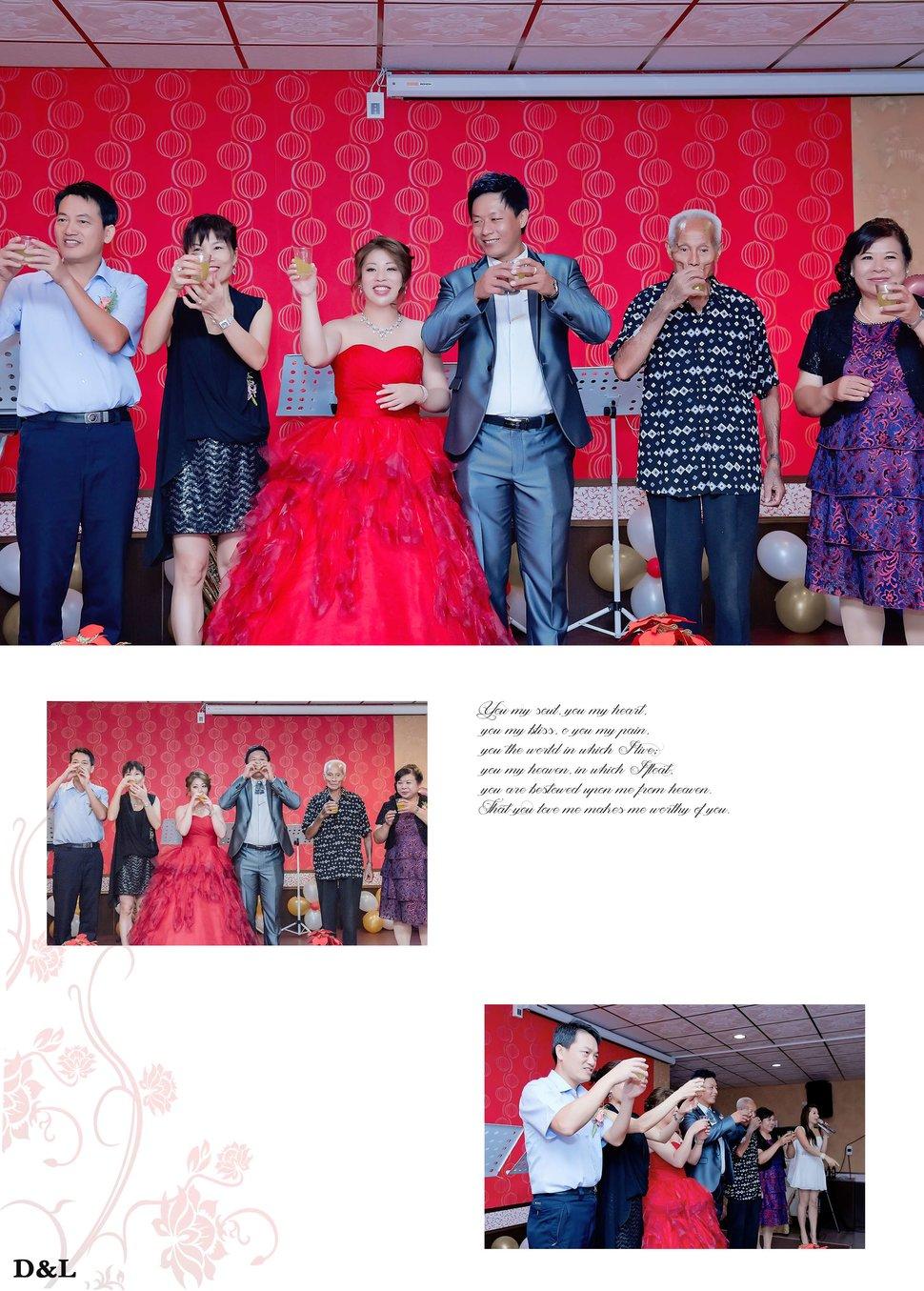 婚禮紀錄-敬添&綉芬(編號:253246) - D&L 婚禮事務-婚紗攝影/婚禮記錄 - 結婚吧一站式婚禮服務平台