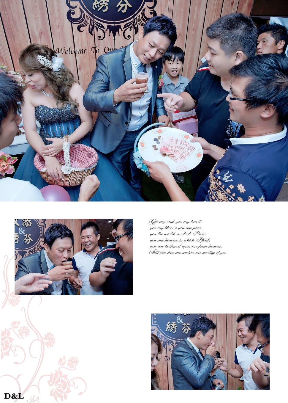 婚禮紀錄-敬添&綉芬(編號:253249) - D&L 婚禮事務-婚紗攝影/婚禮記錄 - 結婚吧一站式婚禮服務平台