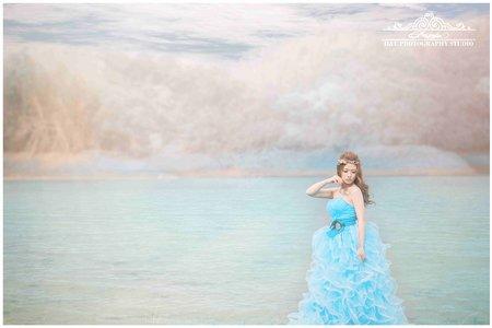 D&L 婚禮事務 嘉義婚紗 婚紗攝影 自助婚紗 豔