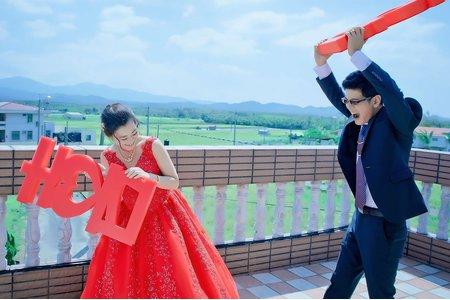 台南婚攝 婚禮紀錄 宗諺&硯卿-滿庭園宴會廣場