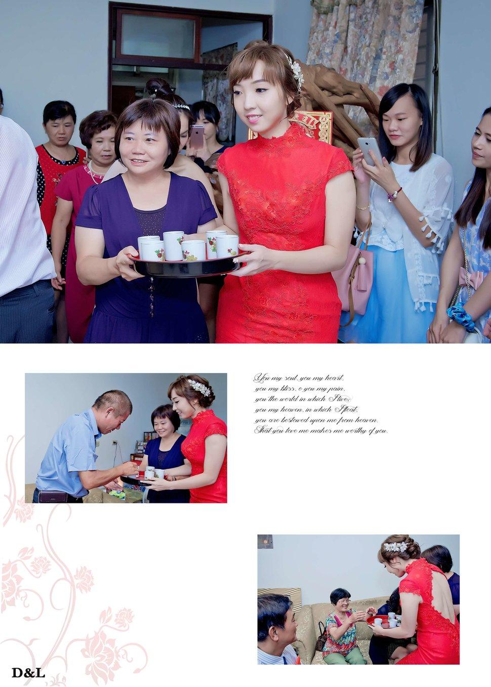 婚禮紀錄 嘉捷&莉卿(編號:300022) - D&L 婚禮事務-婚紗攝影/婚禮記錄 - 結婚吧一站式婚禮服務平台