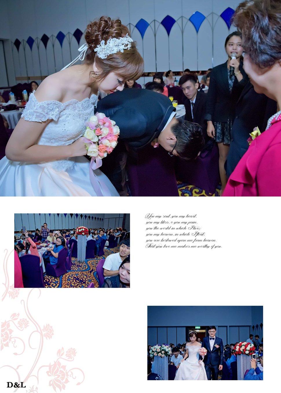 婚禮紀錄 嘉捷&莉卿(編號:300044) - D&L 婚禮事務-婚紗攝影/婚禮記錄 - 結婚吧一站式婚禮服務平台