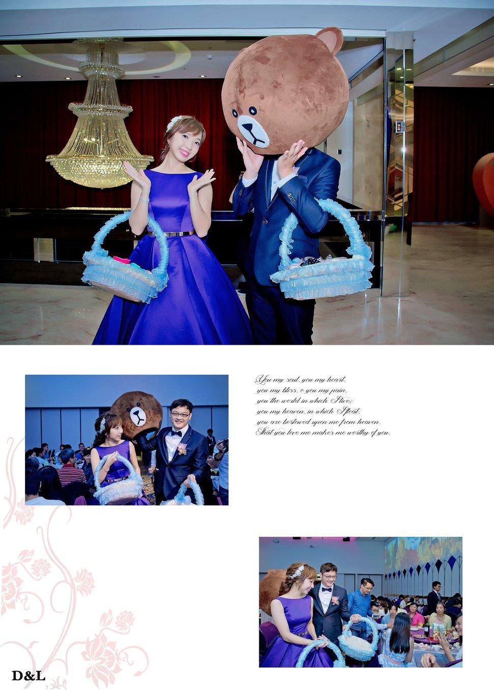 台中婚攝 婚禮紀錄 訂結晚宴 臻愛婚宴會館豐原-平面攝影(編號:300046) - D&L 婚禮事務-婚紗攝影/婚禮攝影 - 結婚吧