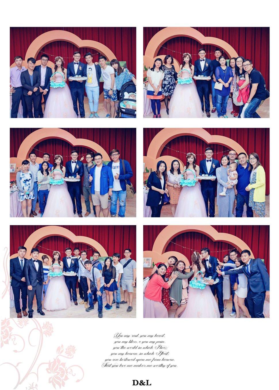婚禮紀錄 嘉捷&莉卿(編號:300050) - D&L 婚禮事務-婚紗攝影/婚禮記錄 - 結婚吧一站式婚禮服務平台
