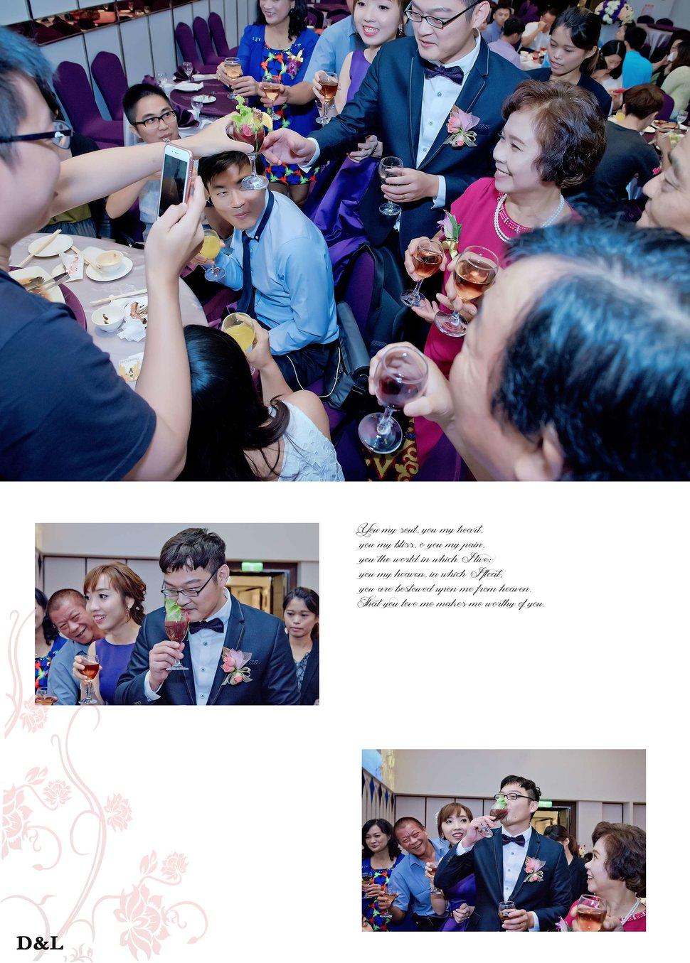 台中婚攝 婚禮紀錄 嘉捷&莉卿-臻愛婚宴會館豐原(編號:300052) - D&L 婚禮事務-婚紗攝影/婚禮記錄 - 結婚吧