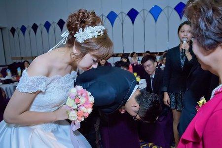 台中婚攝 婚禮紀錄 嘉捷&莉卿 臻愛婚宴會館豐原