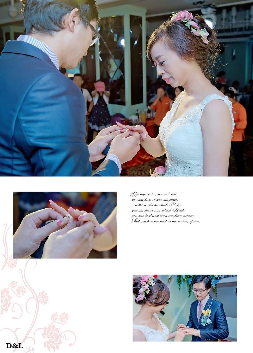 台中婚攝 婚禮記錄 維信&佩君-球愛物語景觀婚禮會館(編號:374408) - D&L 婚禮事務-婚紗攝影/婚禮記錄 - 結婚吧