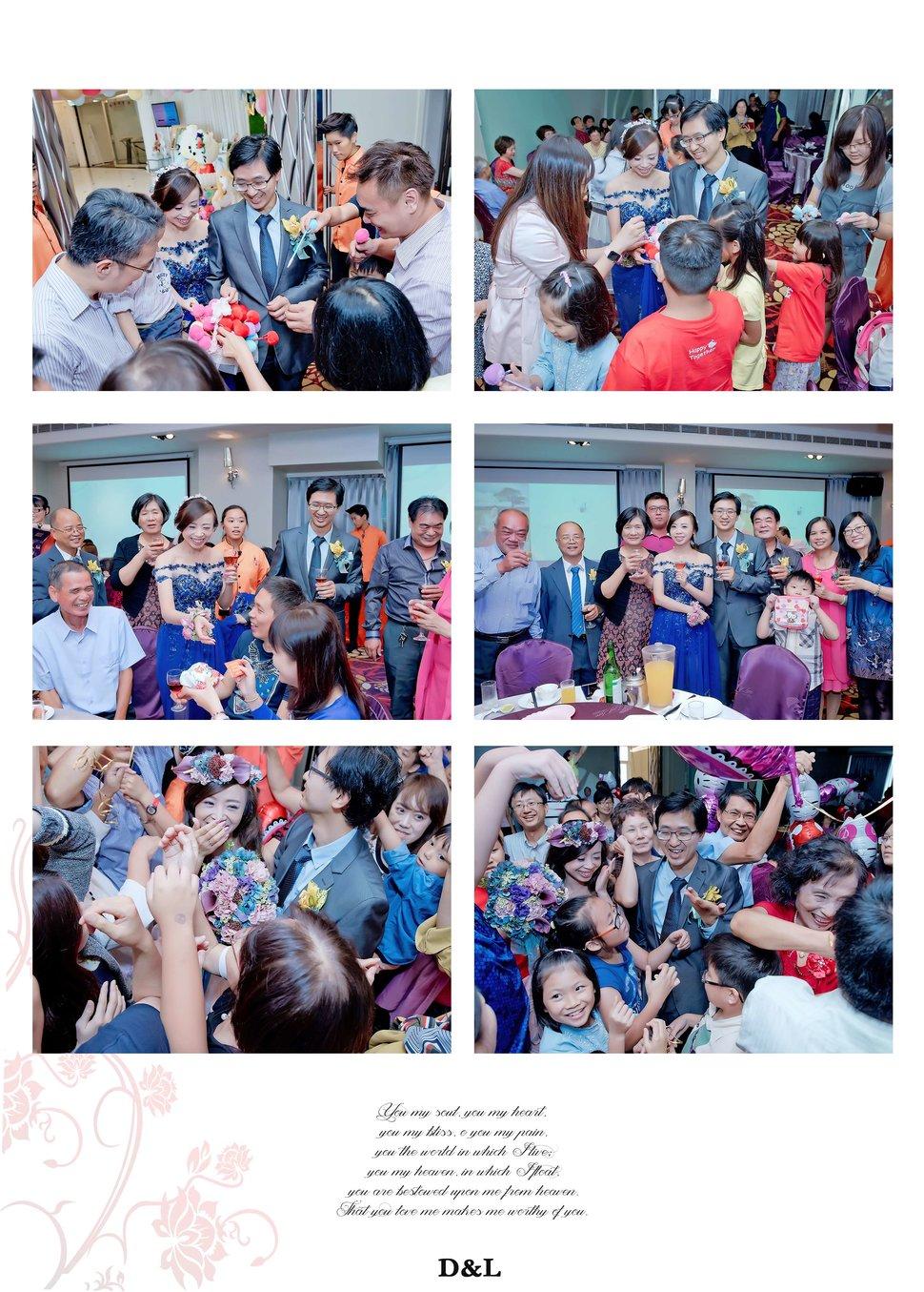 台中婚攝 婚禮記錄 維信&佩君-球愛物語景觀婚禮會館(編號:374412) - D&L 婚禮事務-婚紗攝影/婚禮記錄 - 結婚吧