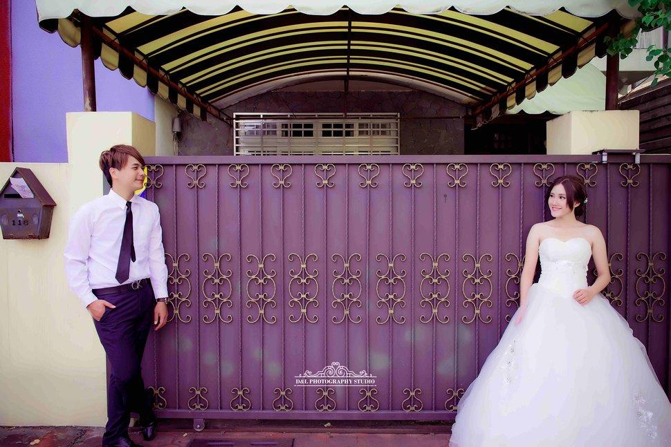 台中婚紗 婚紗攝影 綠園道 自助婚紗-平面攝影(編號:460003) - D&L 婚禮事務 · 婚禮婚紗攝影 - 結婚吧