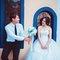 D&L 婚禮事務 台中婚紗 婚紗攝影 綠園道 自助婚紗 平面攝影(編號:460004)