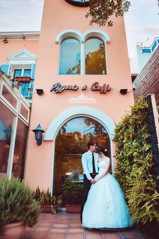 台中婚紗 婚紗攝影 綠園道 自助婚紗-平面攝影(編號:460008) - D&L 婚禮事務 · 婚禮婚紗攝影 - 結婚吧
