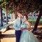 D&L 婚禮事務 台中婚紗 婚紗攝影 綠園道 自助婚紗 平面攝影(編號:460011)