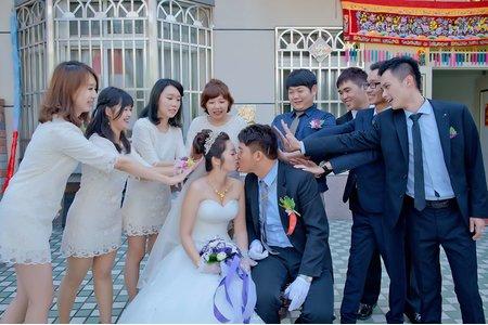 南投婚攝 婚禮記錄 俊明&少怡 南島婚宴會館