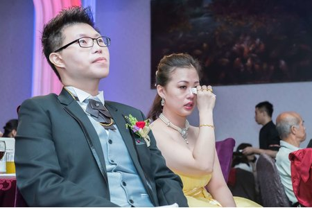台中婚攝 婚禮紀錄 顥天&美彣 菊園婚宴會館