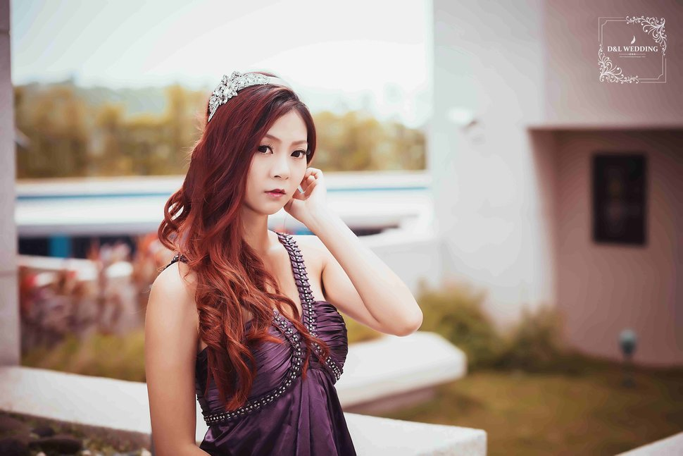 台中婚紗 婚紗攝影 自助婚紗 萌(編號:561335) - D&L 婚禮事務 · 婚禮婚紗攝影 - 結婚吧