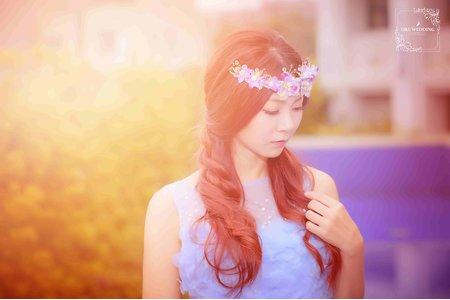 D&L 婚禮事務 台中婚紗 婚紗攝影 自助婚紗 萌