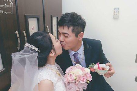 彰化婚攝 婚禮記錄衍晨&雅婷-幸福婚宴會館
