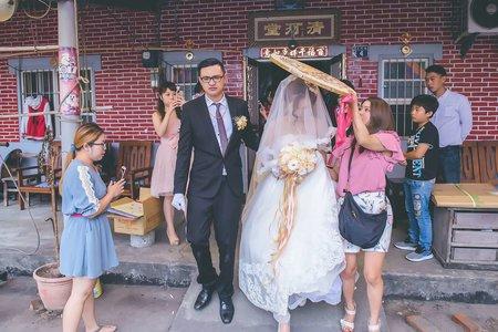 彰化婚攝 婚禮記錄 士茗&欣怡-二林文化教育園區