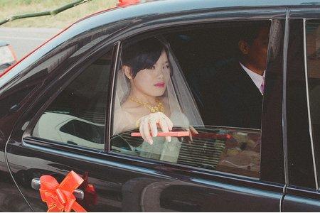 台中婚攝 婚禮紀錄 結婚儀式午宴 日月圓喜宴餐廳-平面攝影