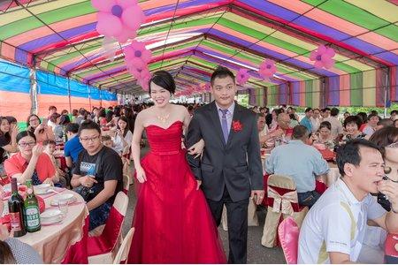 雲林婚攝 婚禮紀錄 成緯&伊姍 自宅