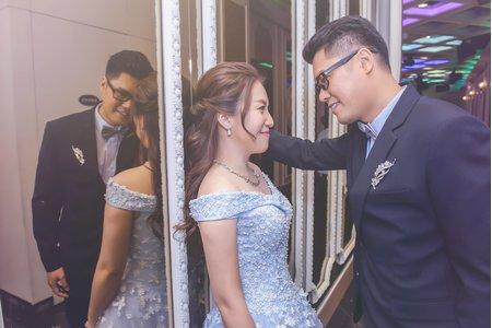 台中婚攝 婚禮記錄 裔琪&婉茹-成都川菜海鮮餐廳