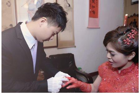台中婚攝 婚禮紀錄 信評&宜華-自宅