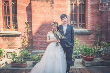 (D&L 婚禮事務)台中婚紗 婚紗攝影  柳原教會 自助婚紗