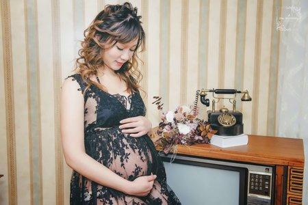 (D&L 婚禮事務)台中婚紗 孕婦寫真 孕婦婚紗 婚紗攝影