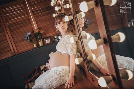 (D&L 婚禮事務)台中婚紗 孕婦寫真 孕婦婚紗-I  婚紗攝影