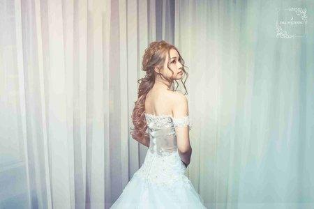 D&L 婚禮事務 台中婚紗 婚紗攝影 唯美 棚拍-平面攝影