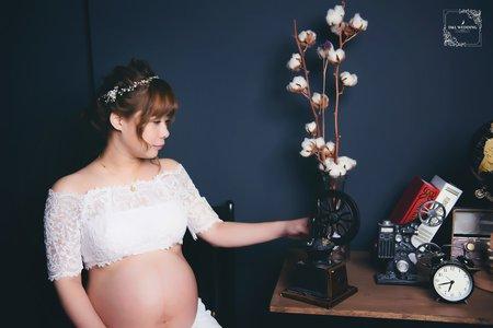 (D&L 婚禮事務)孕婦寫真 台中婚紗 孕婦婚紗-I  婚紗攝影