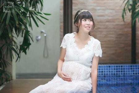 (D&L 婚禮事務)孕婦寫真 台中婚紗 孕婦婚紗-III  婚紗攝影
