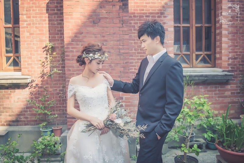 婚紗攝影包套C作品