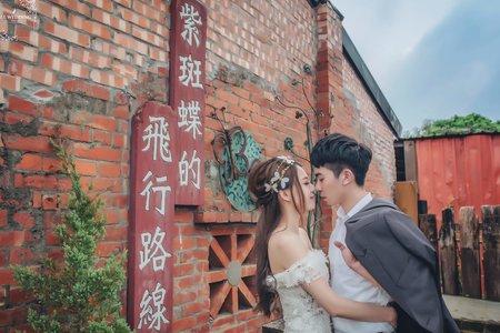 純單拍婚紗攝影