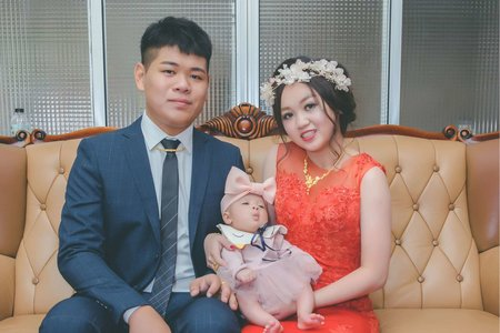 彰化婚攝 婚禮記錄 訂婚午宴 自宅-平面攝影