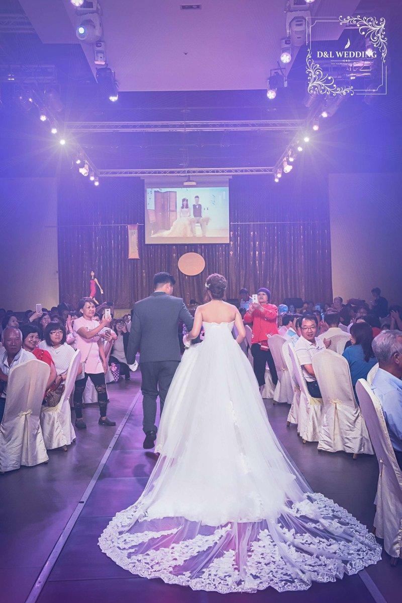 婚禮攝影-訂結同天+午宴平面方案D作品