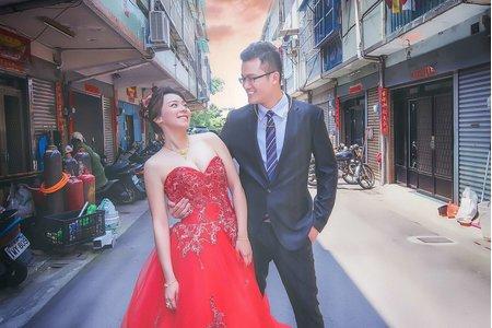 婚禮攝影-單儀式+晚宴平面方案C
