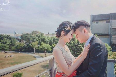 婚禮攝影-雙儀式+晚宴平面方案E