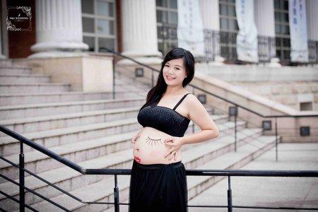 D&L 婚禮事務 孕婦寫真 台中婚紗 孕婦婚紗-IV 婚紗攝影