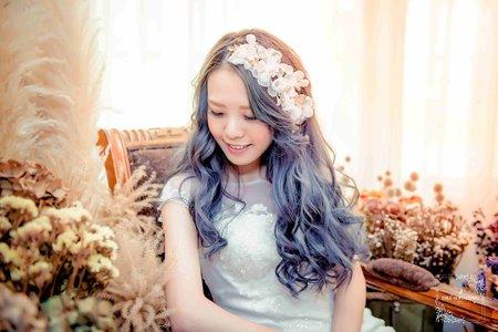 [新娘秘書] 整體造型/婚禮新秘/台中新秘/新秘Tifa